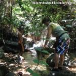 adventure, nature, outdoor, waterfall, authentic, Dayak Bidayuh, Borneo, Village, Malaysia, native, Sarawak, 沙捞越, traditional, trekking, travel guide