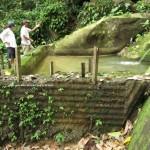 Dayak bidayuh, Kampung, authentic, Bau, Kuching, Malaysia, 沙捞越, jungle trekking, nature, tribe. traditional, travel guide, wild durian, local fruits,