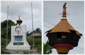 paddy harvest festival, Gawai Padi, Gawea Pinyanga Motak, Baruk, rumah adat, custom house, authentic, dayak bidayuh, native, Borneo, traditional, travel guide, tribal, tribe, indigenous,