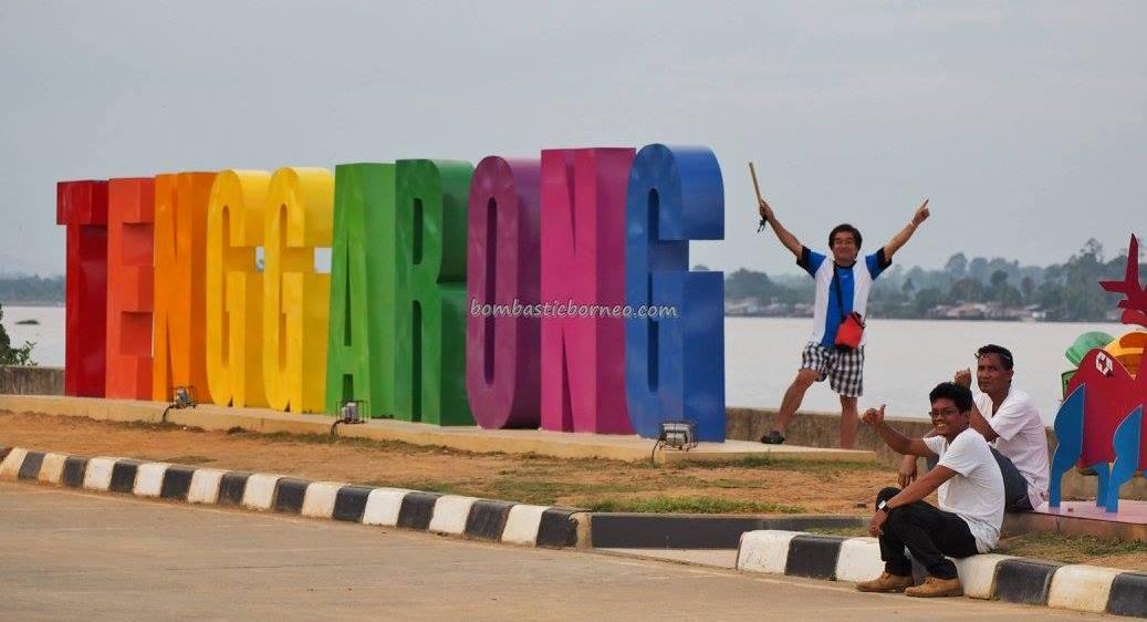 Pulau Kumala, promenade, waterfront, bridge, backpackers, destination, Borneo, family vacation, Obyek wisata, Tourism, travel guide, 东加里曼丹, 婆罗州, 旅游景点