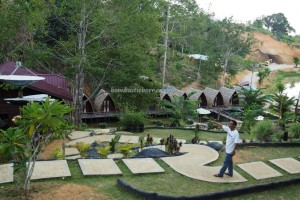 Ladang Budaya, Rumah Odah Rehat, outbound, outdoor, backpackers, destination, Borneo, Kalimantan Timur, Mangkurawang, mini zoo, nature, tourist attraction, Tourism, travel guide, 婆罗州旅游景点