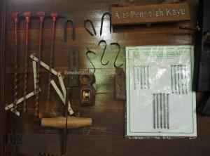 Wood Museum Tuah Himba, destination, koleksi, collection, dayak, Kerajinan, Borneo, Indonesia, East Kalimantan, Kutai Kartanegara, Panji Sukarame, Tourism, tourist attraction, travel guide, 婆罗州博物馆