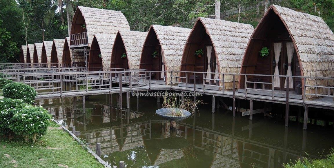 special lodging, accommodation, Ladang budaya, Cultural Center, chalets, backpackers, destination, Borneo, Indonesia, Kutai Kartanegara, tourism, tourist attraction, travel guide, 婆罗州, 旅游景点