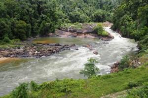 empangan, Hydroelectric Power, Murum Dam, backpackers, destination, Belaga, Kapit, Bintulu, Borneo, Sarawak, Malaysia, native, Tourism, tourist attraction, travel guide,