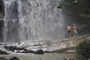 Medicinal Plants, jungle trekking, adventure, nature, outdoors, waterfall, destnation, Murum Dam, Long Wat, Belaga, Kapit, Borneo, tourist attraction, travel guide, 婆罗州旅游景点