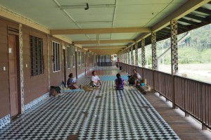 Long Wat, rumah panjang, village, rattan handicrafts, destination, Murum dam, Tegulang resettlement, Belaga, Kapit, Malaysia, native, tribe, Tourism, travel guide, 沙捞越长屋