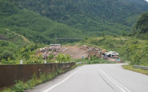 Hydroelectric Power Dam, backpackers, destination, Bintulu, Borneo, Dayak Penan, orang ulu, native, tourist attraction, travel guide, 沙捞越, 婆罗州, 穆姆水坝, Tegulang Resettlement