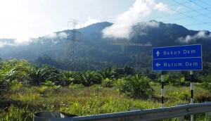 empangan, Hydroelectric Power, Belaga, Kapit, Bintulu, Malaysia, Dayak Penan, native, Tegulang Resettlement, Tourism, tourist attraction, 沙捞越, 婆罗州, 旅游景点, 穆姆水坝
