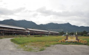 longhouse, village, traditional, Sungai Asap, Bakun Dam resettlement, Kapit, Borneo, Sarawak, Malaysia, native, tribe, Tourism, travel guide, destination, 沙捞越长屋