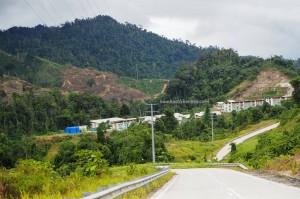 empangan, Hydroelectric Power, Bintulu, Borneo, Dayak, native, Orang Ulu, Tegulang Resettlement, Tourism, tourist attraction, travel guide, 沙捞越, 婆罗州, 穆姆水坝