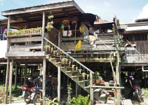 rumah panjang, authentic, Sungai Asap, Bakun Dam resettlement, Belaga, Kapit, Malaysia, tribal, tribe, tourist attraction, travel guide, backpackers, destination, 沙捞越旅游景点, 婆罗州长屋