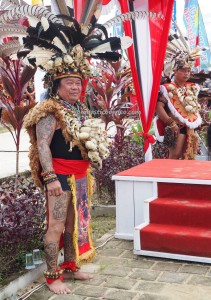 Naik Dango, Gawai Harverst Festival, indigenous, culture, ceremony, Dayak Kanayatn, native, tribe, Indonesia, Kalimantan Barat, Kampung Budaya, Landak, Ngabang, tourism, backpackers