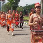 Naik Dango, Gawai Harverst Festival, indigenous, culture, ethnic, tribe, Borneo, Indonesia, Kalimantan Barat, Kampung Budaya, Landak, Ngabang, tourism, obyek wisata, travel guide