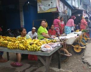 indigenous, backpackers, Dayak Kanayatn, native, Indonesia, West Kalimantan, Landak, Kampung Budaya, traditional, pasar, Obyek wisata, Tourism, travel guide, 西加里曼丹, 婆罗洲,