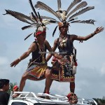 Paddy Harverst Festival, indigenous, backpackers, culture, event, Dayak Kanayatn, native, tribal, tribe, Borneo, Kalimantan Barat, tourist attraction, traditional, travel guide, 原著民丰收节日