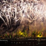 destination, S-shaped pedestrian bridge, jembatan, event, fireworks, Opening ceremony, Waterfront, Borneo, Malaysia, Obyek wisata, travel guide, 古晋, 沙捞越, 步行桥
