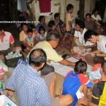 traditional, charity, volunteer, sukarelawan, Sai Baba, dayak bidayuh, native, tribe, Kampung, Borneo Highlands, Kuching, Padawan, Malaysia, Non Profit Organization, 沙捞越,