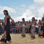 Gawai harvest festival, ritual, thanksgiving, authentic, traditional, culture, Dayak Kanayatn, native, tribal, Borneo, Indonesia, West Kalimantan, Rumah Radakng, Tourist attraction, village,