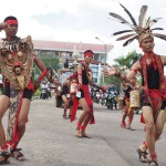 cultural parade, Naik Dango, Gawai Padi, authentic, culture, tribe, native, ethnic, Kampung Budaya, Landak, Tourism, traditional, travel guide, event, 婆罗洲西加里曼丹