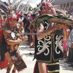ritual, thanksgiving, Naik Dango, Gawai Padi, authentic, Dayak Kanayatn, native, tribal, Indonesia, Kampung Budaya, Landak, Ngabang, obyek wisata, traditional, travel guide,