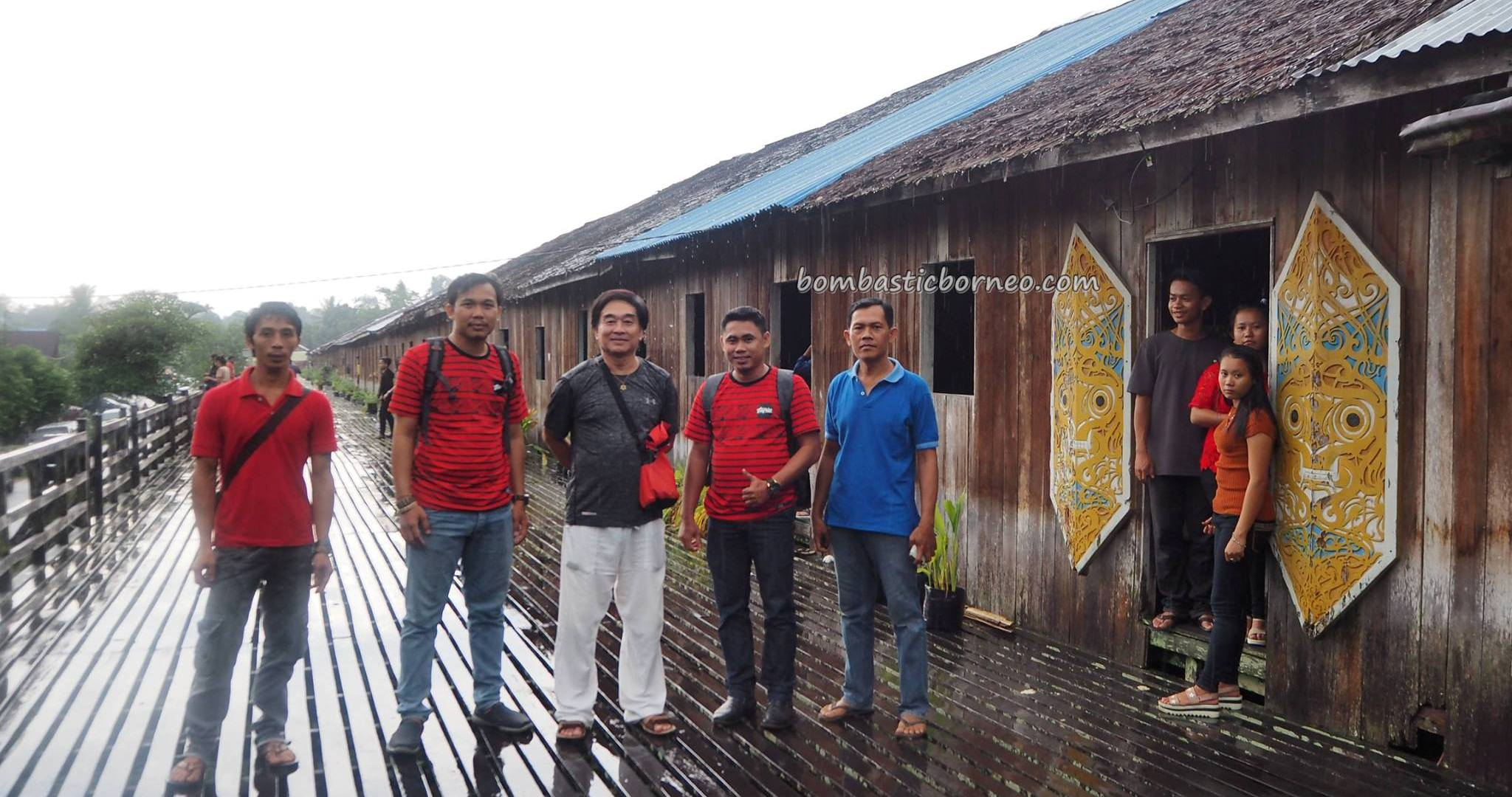 transborneo, authentic, backpackers, culture, Dayak Kanayatn, native, Longhouse, Sengah Temila, Borneo, Indonesia,,Obyek wisata, Tourism, travel guide, village, 婆罗洲原著民长屋