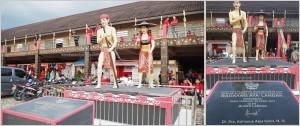naik dango, Gawai harvest festival, authentic, indigenous, crossborder, traditional, native, tribal, tribe, Borneo, Kalimantan Barat, Kampung Budaya, tourist attraction, travel guide, 原著民丰收节日
