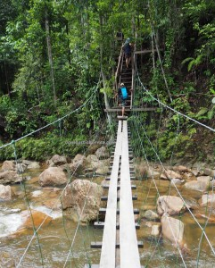 Penawan Waterfalls Ecotourism Park, adventure, nature, jungle trekking, chalets, homestay, backpackers, exploration, hidden paradise, Borneo, Sarawak, Lawas, Malaysia, Traditional, travel guide, crossborder,