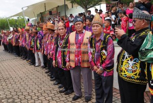 rice harvest festival, Irau Aco Lun Bawang, ceremony, traditional, thanksgiving, culture, Lawas, Limbang, Malaysia, native, Ethnic, Orang Ulu, Tourism, travel guide, tribe, authentic,