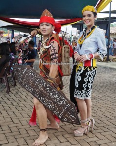 Gawai Padi, Irau event, authentic, traditional, culture, Lawas, Limbang, Malaysia, Lundayeh, native, Ethnic, tribal, orang asal, Tourism, backpackers, 婆罗洲丰收节日