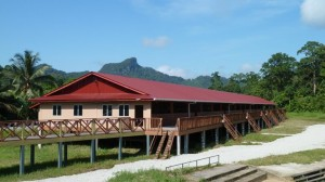 accommodation, backpackers, dayak bidayuh, native, Borneo, 沙捞越, Serian, Malaysia, rumah panjang, Tourism, traditional, Kuching, travel guide, village