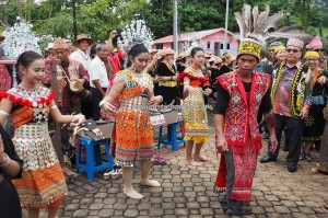 Gawai Dayak, Irau Aco Lun Bawang, indigenous, traditional, thanksgiving, Borneo, Malaysia, Iban, ngajat, native, Ethnic, tribe, tourist attraction, travel guide, 砂拉越婆罗洲, 原著民丰收节日