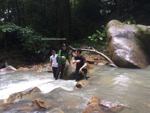 Ecotourism Park, air terjun Penawan, nature, outdoors, jungle trekking, resort, backpackers, hidden paradise, Limbang, Malaysia, native, tourist attraction, traditional, crossborder, 婆罗洲, 瀑布旅游景点,