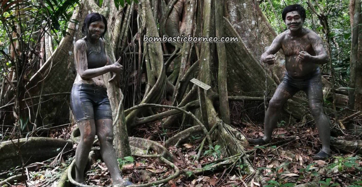 mud volcano, national park, Pulau Tiga, Sipadan Dive Centre, nature, exploration, jungle trekking, backpackers, destination, Borneo, Malaysia, Tourism, tourist attraction, transborder, 婆罗洲旅游景点