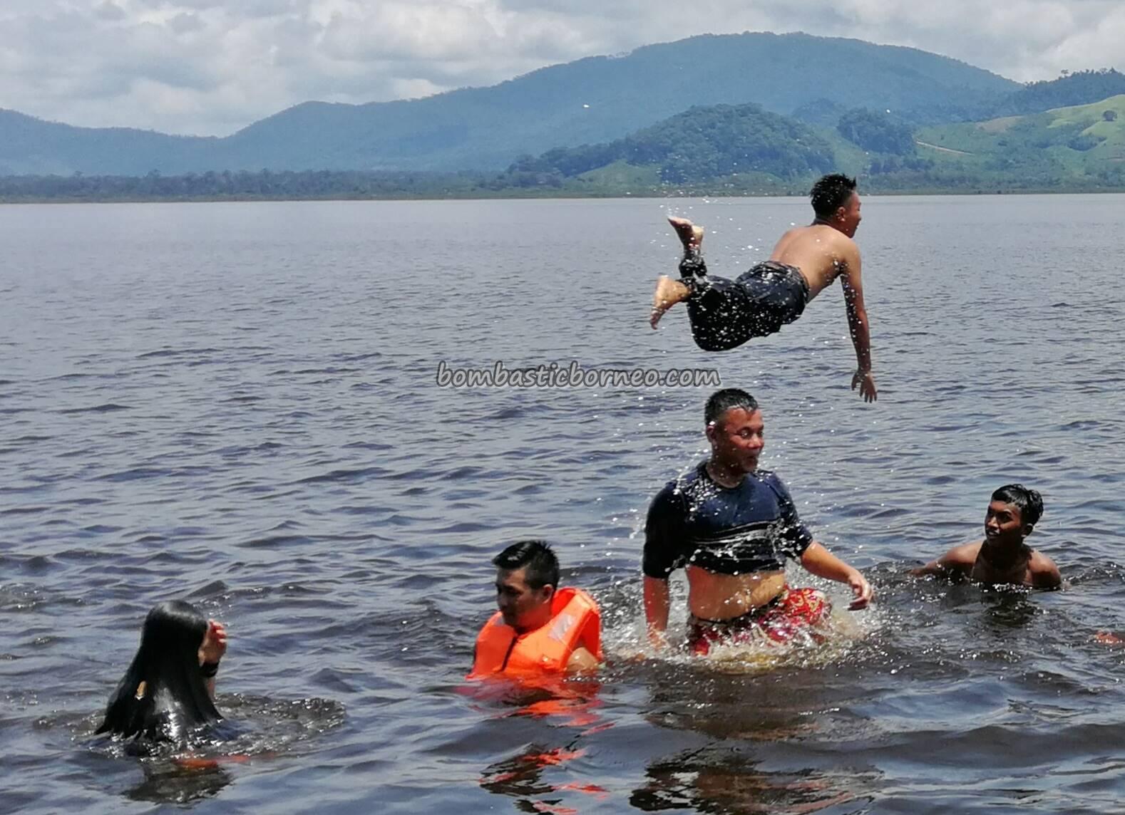 Taman Nasional Danau Sentarum National Park Lake Indonesia ...