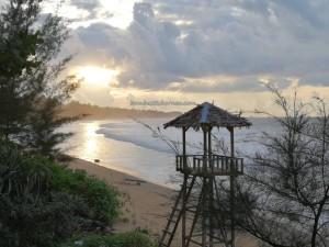 beach resort, backpackers, destination, hidden paradise, Borneo, Kalimantan Barat, Temajuk, Paloh, nature, outdoor, Tourism, tourist attraction, travel guide, crossborder, 婆罗洲旅游景点,