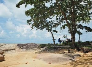 Resort, beach chalets, backpackers, destination, Borneo, Temajuk, Paloh, Sambas, nature, Tourism, tourist attraction, travel guide, transborder, 旅游景点, 西加里曼丹