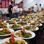 Fundraising, charity, Vegetarian Dinner, event, Kuching, Malaysia, Sarawak Golf Club, Taipei International Bodhi Golden Culinary Award, Taiwan Vegetarian Society, 素食料理烹饪, 砂拉越, 马来西亚,