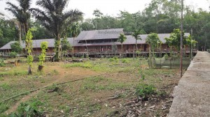 Rumah Betang Panjang Kedungkang, native village, traditional, destination, Borneo, West Kalimantan, Kapuas Hulu, Sepandan, Suku Dayak, obyek wisata, Tourism, travel guide, crossborder, 婆罗洲原著民, 长屋 旅游景点