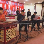 Hammered dulcimer, 敲洋琴, Fundraising, charity, Vegetarian Dinner, event, Sarawak Children Cancer Society, Taipei International Bodhi Golden Culinary Award, 国际菩提金厨大赛, 慈善, 古晋, 砂拉越, 马来西亚,