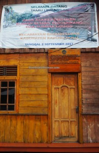 longhouse, authentic village, traditional, destination, Borneo, West Kalimantan, Batang Lupar, Sepandan, homestay, native, Suku Dayak Iban, tribe, obyek wisata, Tourism, travel guide,