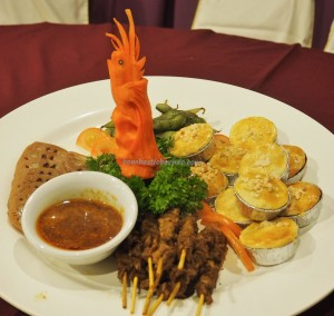 Fundraising, charity, Vegetarian Dinner, event, Kuching, Malaysia, Tay Soon Kheng, 国际菩提金厨大赛, 慈善, 素食料理烹饪, 古晋, 砂拉越, 马来西亚,