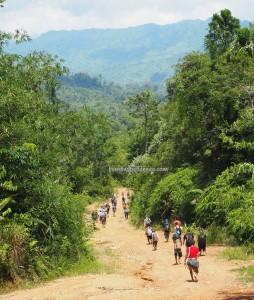 Gawai Harvest Festival, jungle trekking, Bengkayang, Desa Tangguh, Dusun Betung, Kampung Gumbang, dayak bidayuh, native, event, Tourism, traditional, crossborder, village, 西加里曼丹, 婆罗洲,
