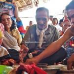 Gawai Padi, authentic, Bengkayang, Borneo, Indonesia, West Kalimantan, Desa Tangguh, Kampung Kadek, dayak bidayuh, tribal, ceremony, culture, Tourism, tourist attraction, traditional, travel guide