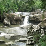 Air Terjun Pe'an, camping, adventure, nature, exploration, jungle trekking, rainforest, Bengoh Dam, Kuching, hidden paradise, Sungai E'ten, River, Tourism, tourist attraction, 砂拉越瀑布, 婆罗洲旅游景点