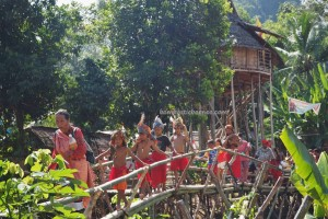 thanksgiving Harvest, destination, Bengkayang, Borneo, Indonesia, Kalimantan Barat, Dusun Betung, Kampung Gumbang, tribal, event, wisata budaya, Tourism, travel guide, crossborder, village, 婆罗洲丰收节日