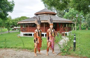Murut Cultural Centre, indigenous, destination, dayak, tribe, muzium, gallery, Borneo, Tenom, Malaysia, rumah panjang, ethnic, tourism, tourist attraction, traditional, travel guide,