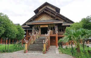 Cultural Centre, destination, dayak, native, Etnik, muzium, gallery, Tenom, Malaysia, village, Tourism, tourist attraction, traditional, transborder, 沙巴婆罗洲, 旅游景点