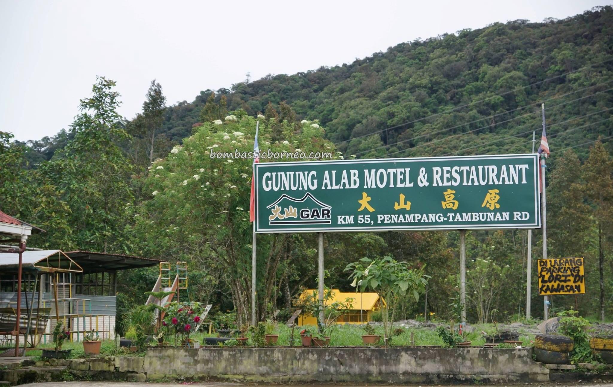 Air Terjun Mahua Waterfall Sabah Nature Tourist Attraction Bombastic Borneo