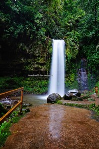 rainforest paradise, Tambunan, air terjun, adventure, outdoor, jungle trekking. exploration, Taman Banjaran Crocker, backpackers, destination, Malaysia, Tourism, travel guide, transborder, 马来西亚瀑布, 沙巴旅游景点,