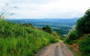 backpackers, destination, Tugu Pahlawan, Sinurambi Viewing Point, homestay, Borneo, Interior Division, native, orang asal, Tourism, tourist attraction, transborder, Crocker Range, 沙巴婆罗洲, 旅游景点